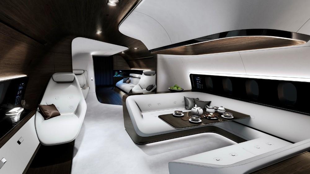 Самолет в дизайне